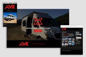 AVX Responsive Website
