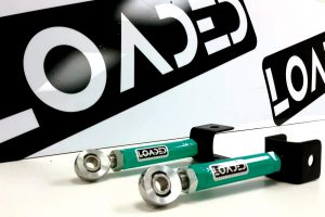 Loaded Logo on product